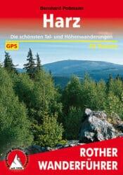 Rother Wanderfuehrer - Harz