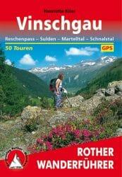 Rother Wanderfuehrer - Vinschgau