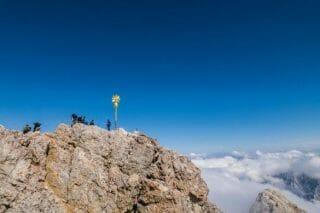 Wandern - Deutschland - Zugspitze