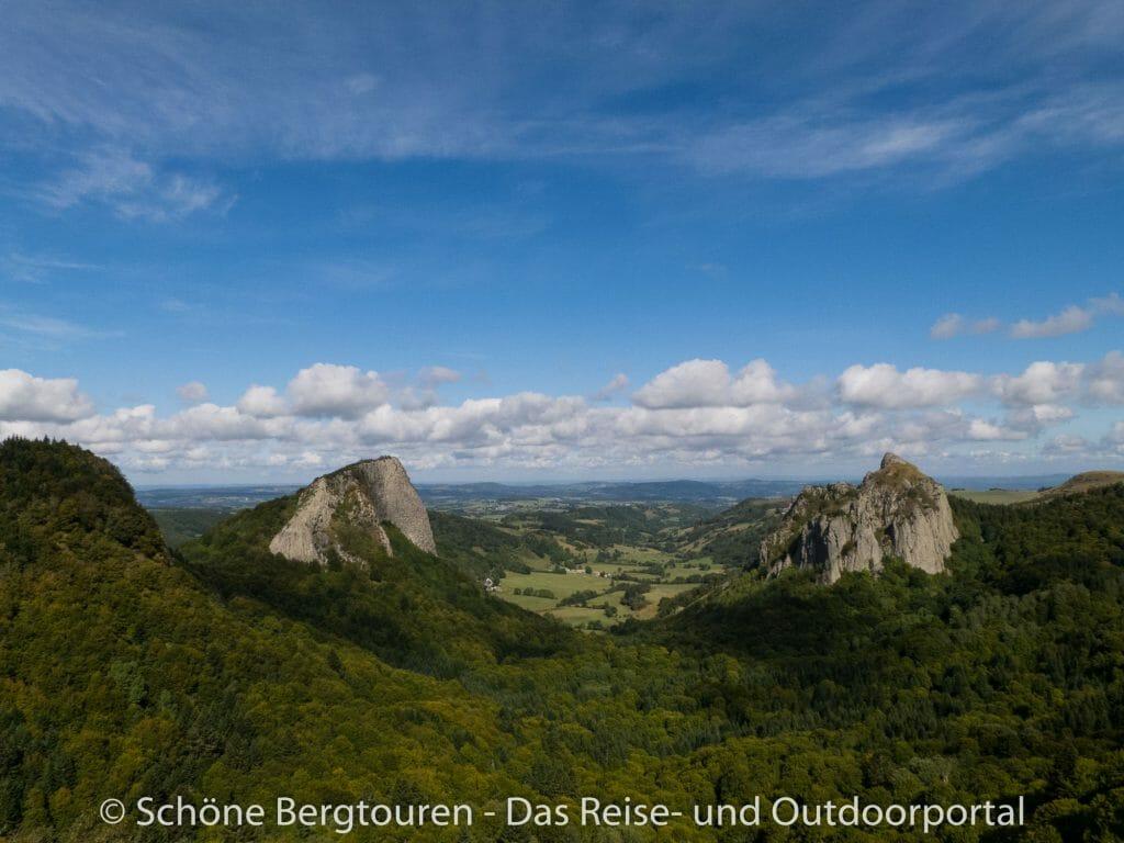 Wandern - Frankreich - Auvergne