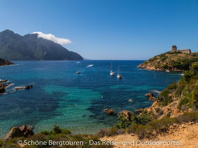 Wandern - Frankreich - Korsika