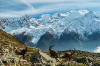 Wandern - Frankreich - Mont Blanc
