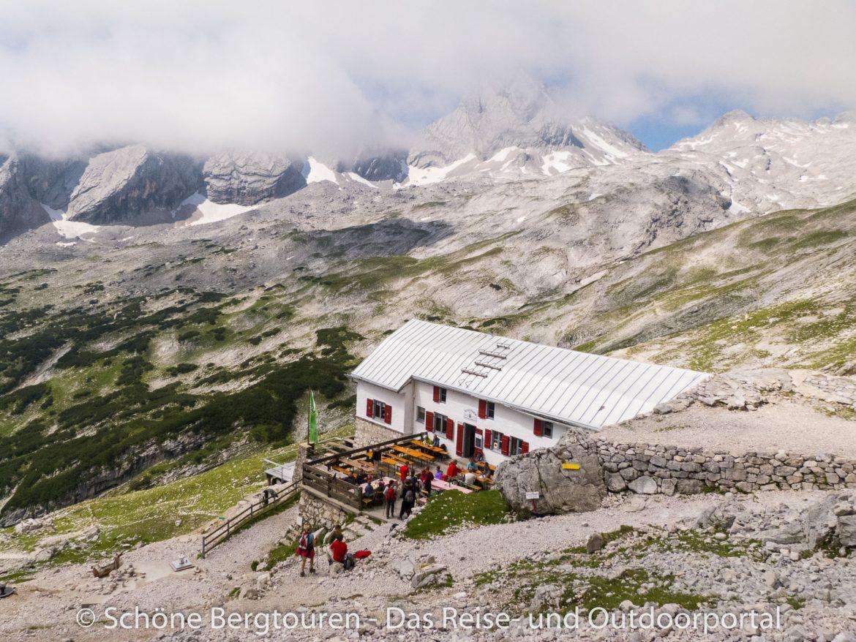 Wettersteingebirge - Knorrhütte