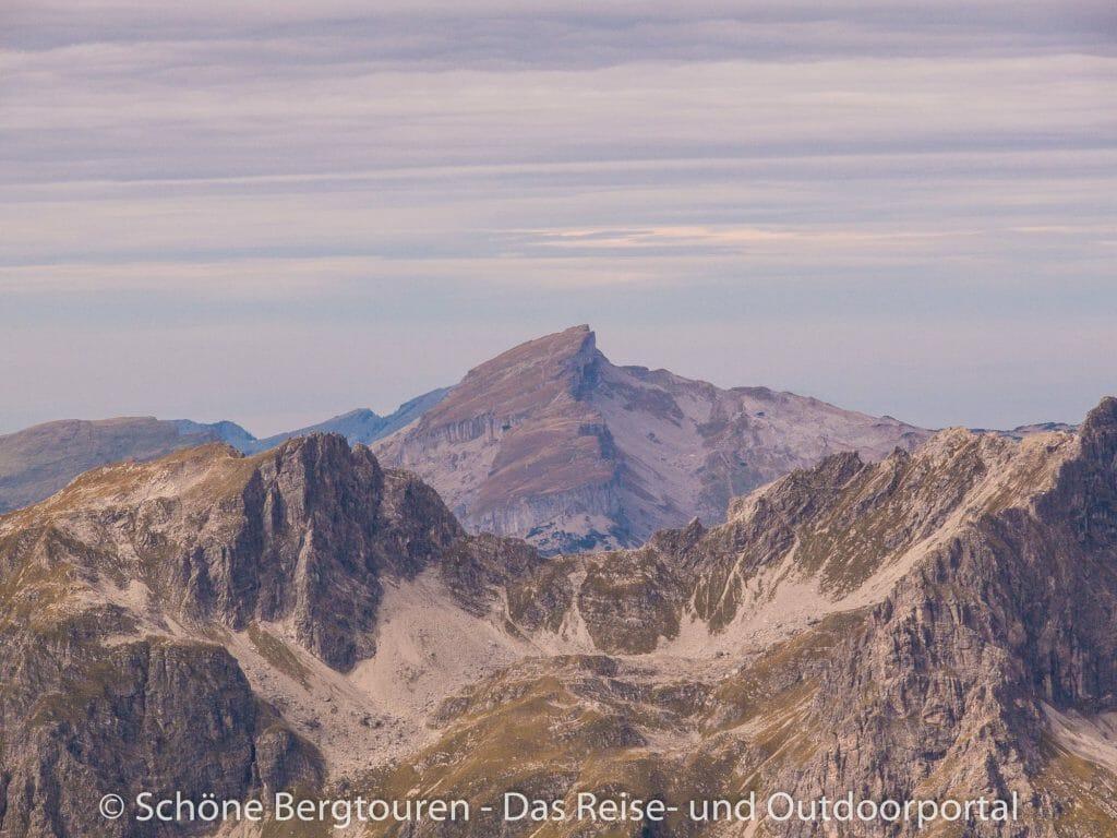 Allgäuer Alpen - Hoher Ifen
