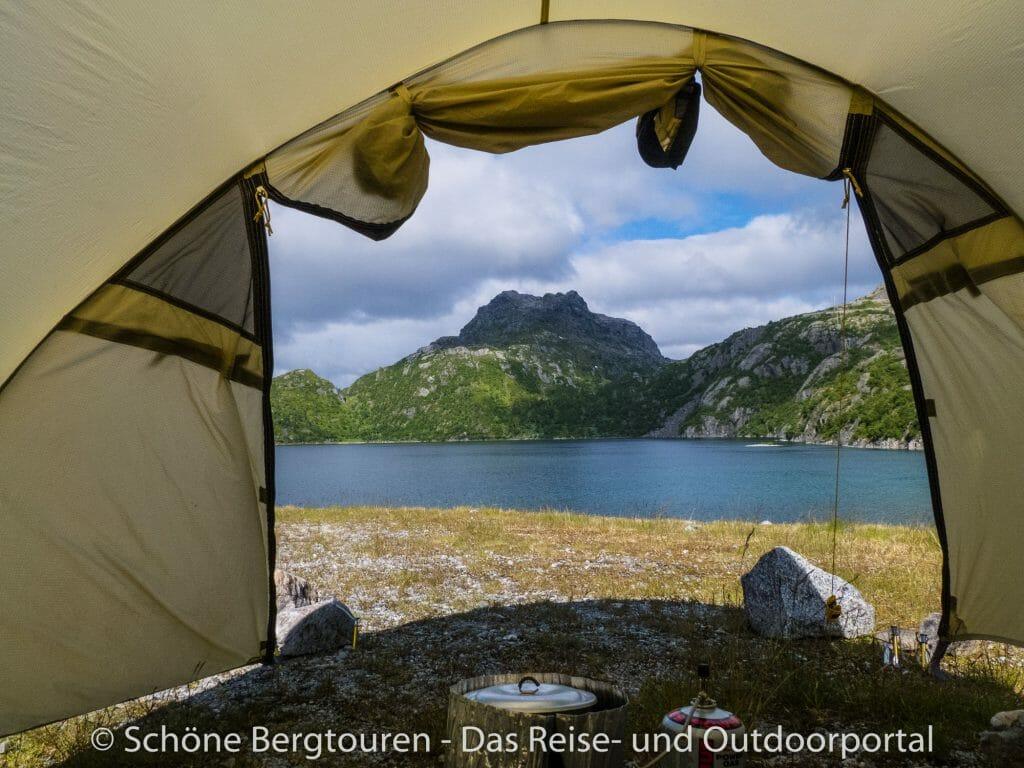 Fjord Norwegen - Moavanet