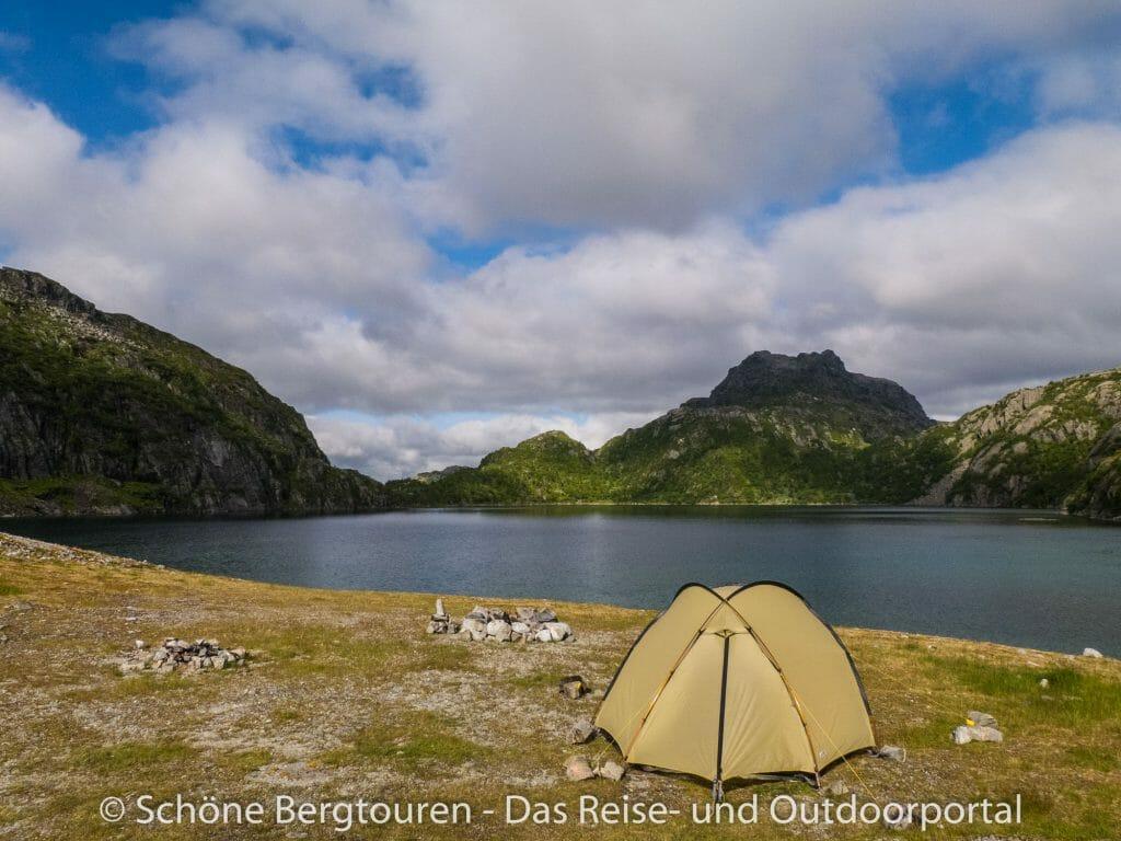 Fjord Norwegen - Moavatnet