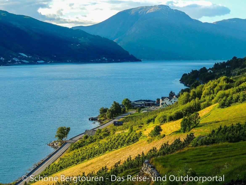 Fjord Norwegen - Sorefjord