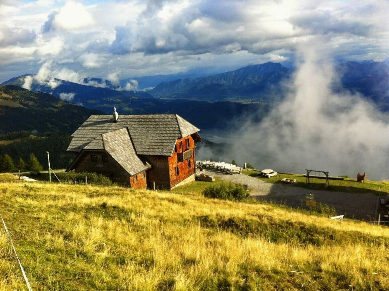 Österreich - Kärnten - Nockberge - Alexanderhütte