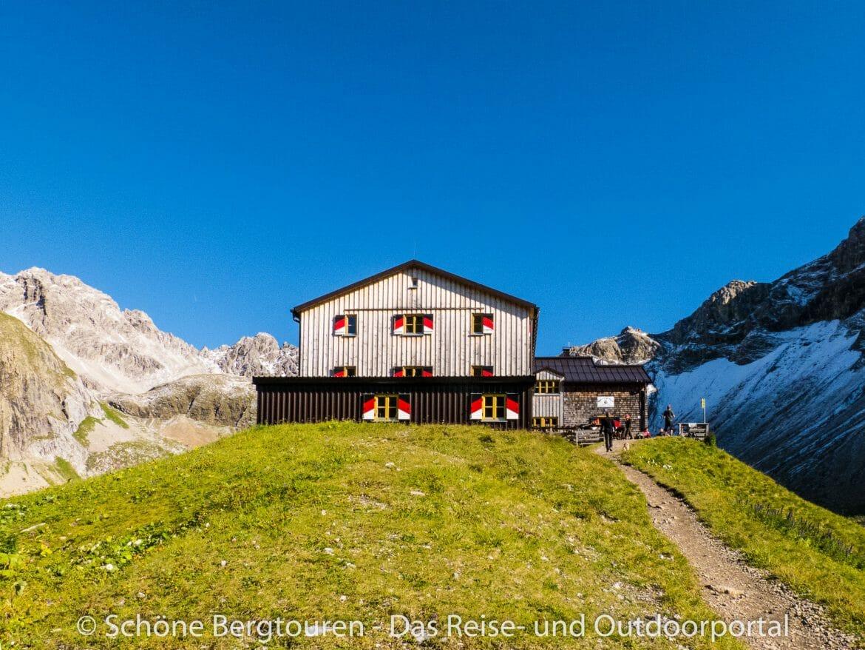 Österreich - Tirol - Lechtaler Alpen - Memminger Hütte