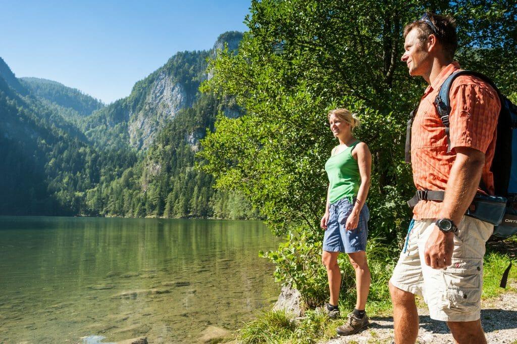 Ferienregion Pyhrn-Priel - Rund um den Gleinkersee