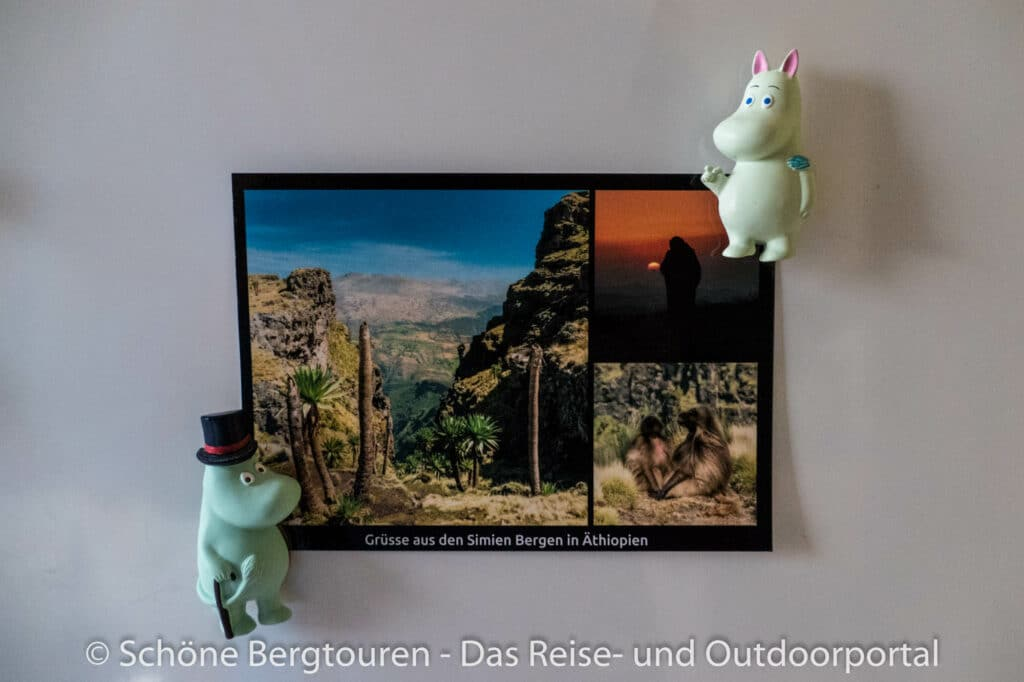 MyPostcard.com - Postkarte am Kuehlschrank