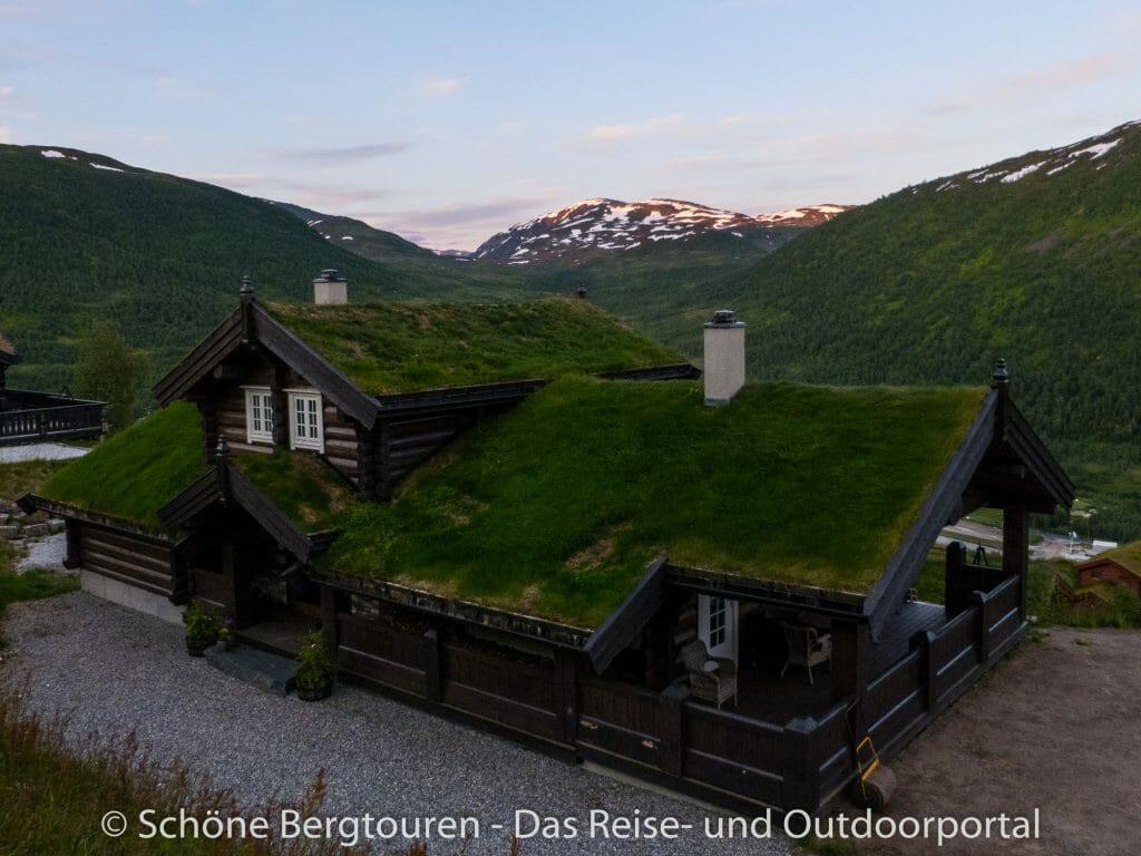 Myrkdalen - Schoene Häuser
