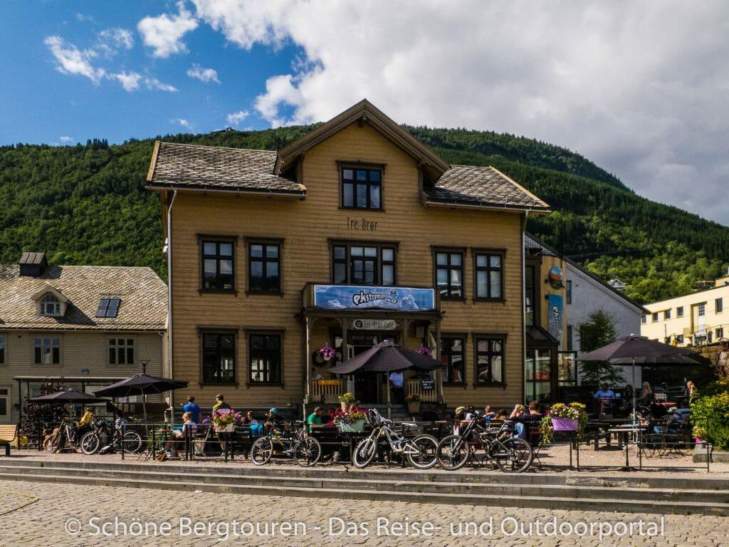 Voss - Cafe Tre Bor