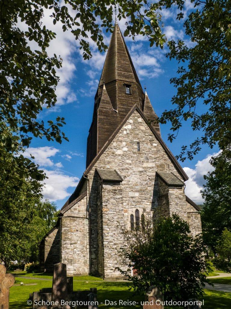 Voss - Vangskirche
