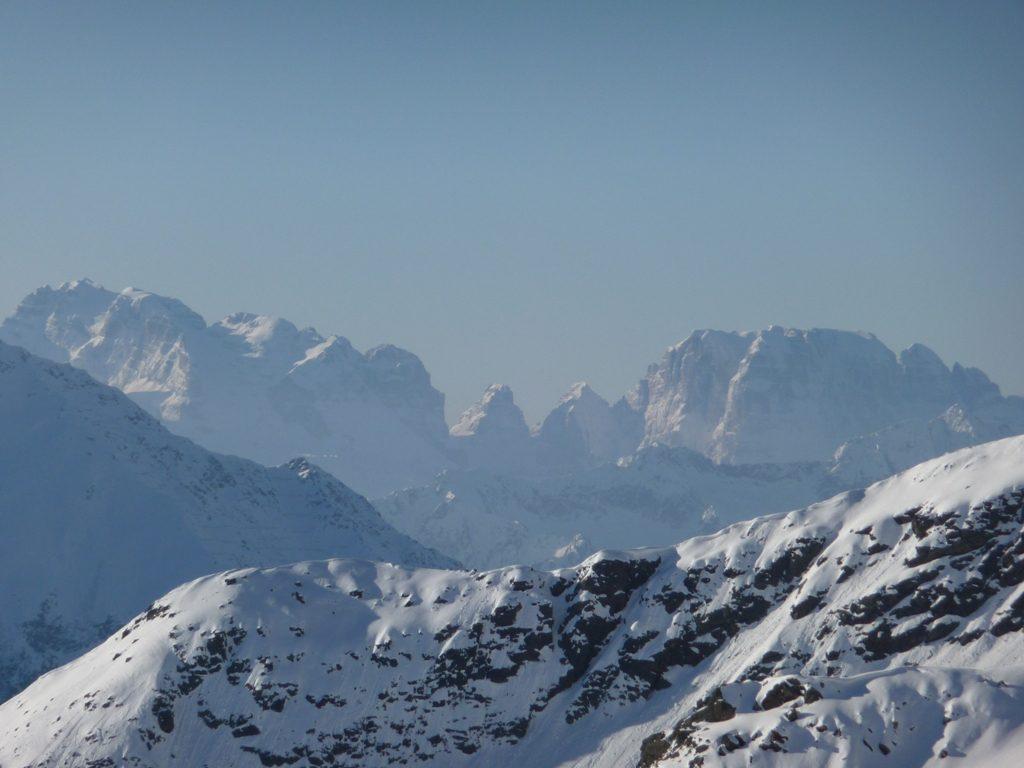 BergaufBergab - Die Gipfel der Brenta
