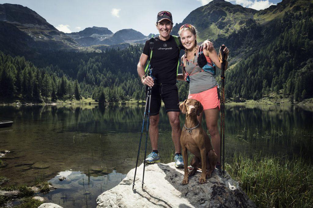 Bergwelten - Johanna und Wolfgang Erhart