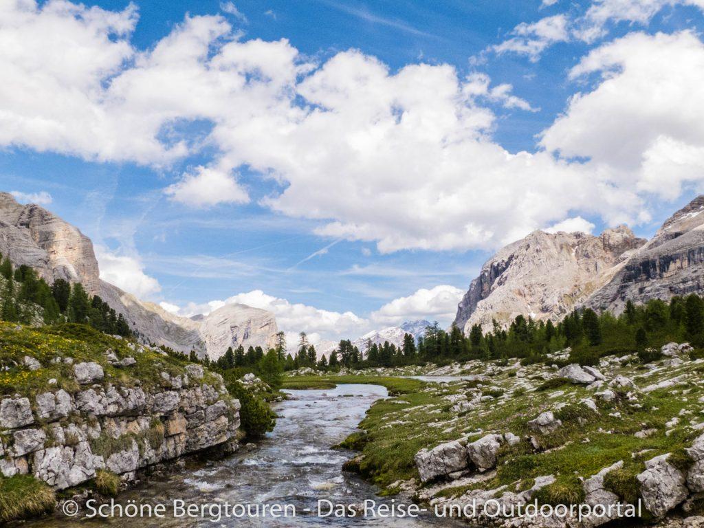 Dolomiten - Val de Fanes