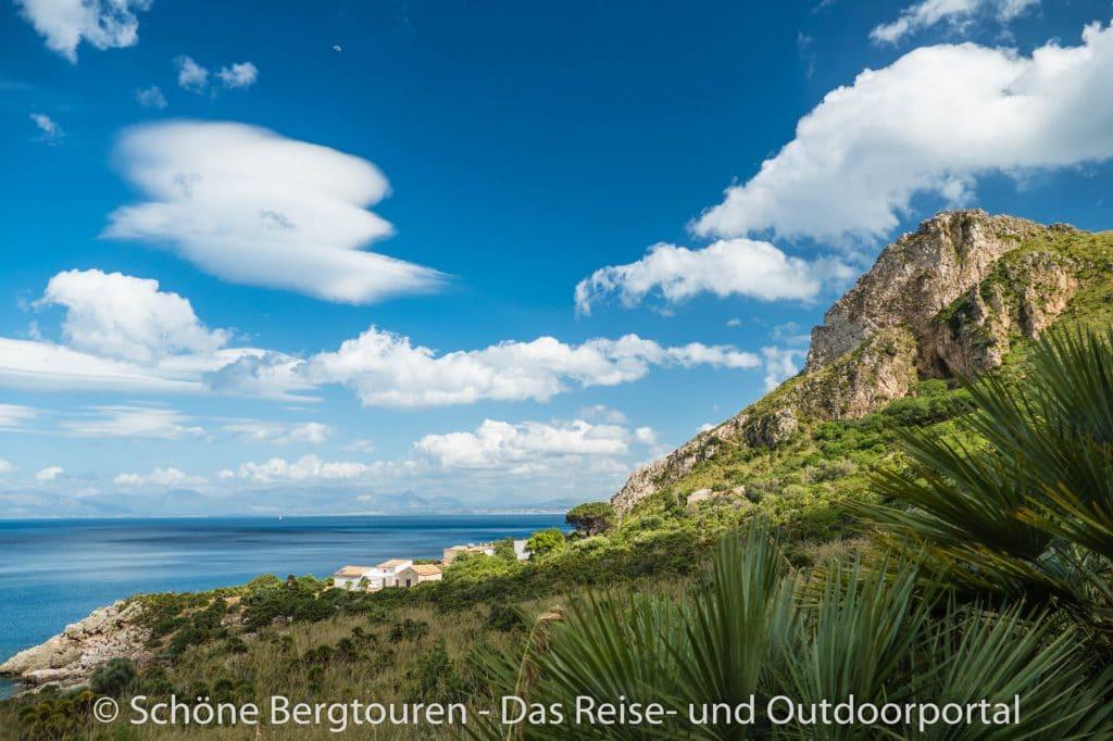 Naturpark Lo Zingaro - ALte Doerfer
