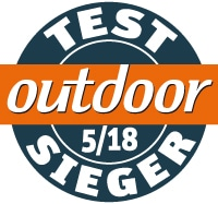 Outdoor Testsieger 05 2018