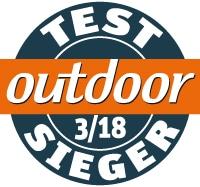 Outdoor Testsieger 03 2018
