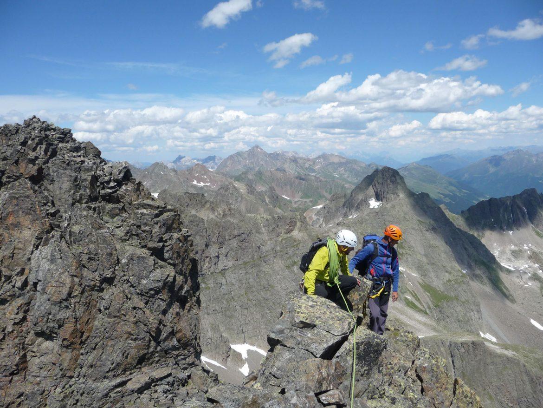BergaufBergab - Am Gipfel der Seekoepfe
