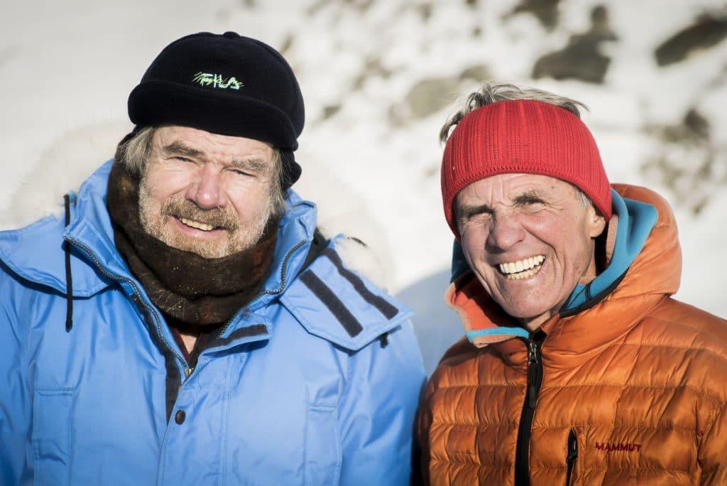 Bergwelten - Reinhold Messner und Peter Habeler