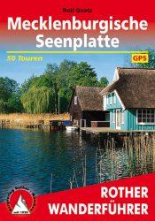Rother Wanderfuehrer - Mecklenburgische Seenplatte