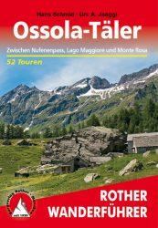 Rother Wanderfuehrer - Ossola-Taeler