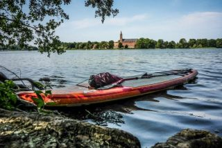 Stand Up Paddling - Dobbertiner See