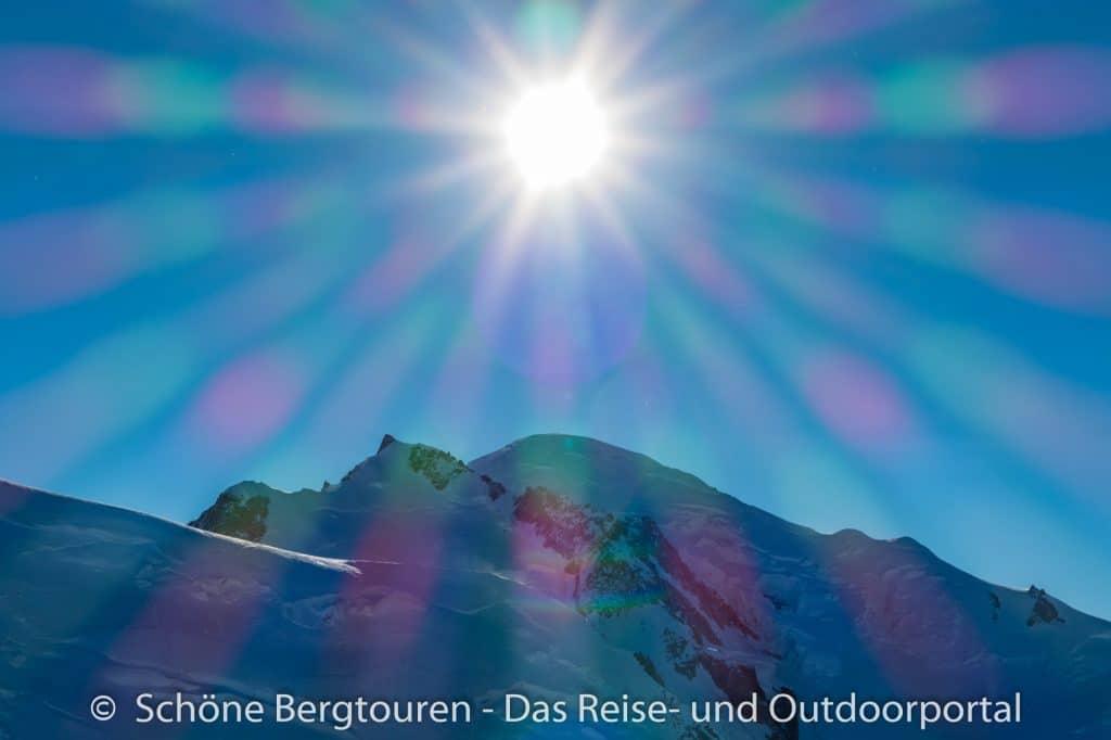 Chamonix - Mont Blanc Gipfel