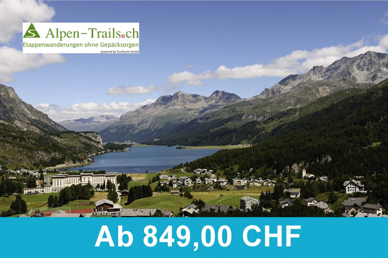 Alpen Trails - Via Engiadiana
