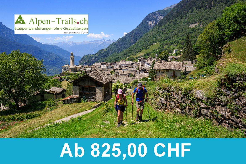 Alpen Trails - Via Sett