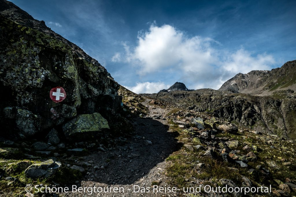 Via Valtellina - Breiter Saeumerpfad