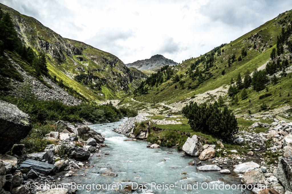 Via Valtellina - Fluss Vallember
