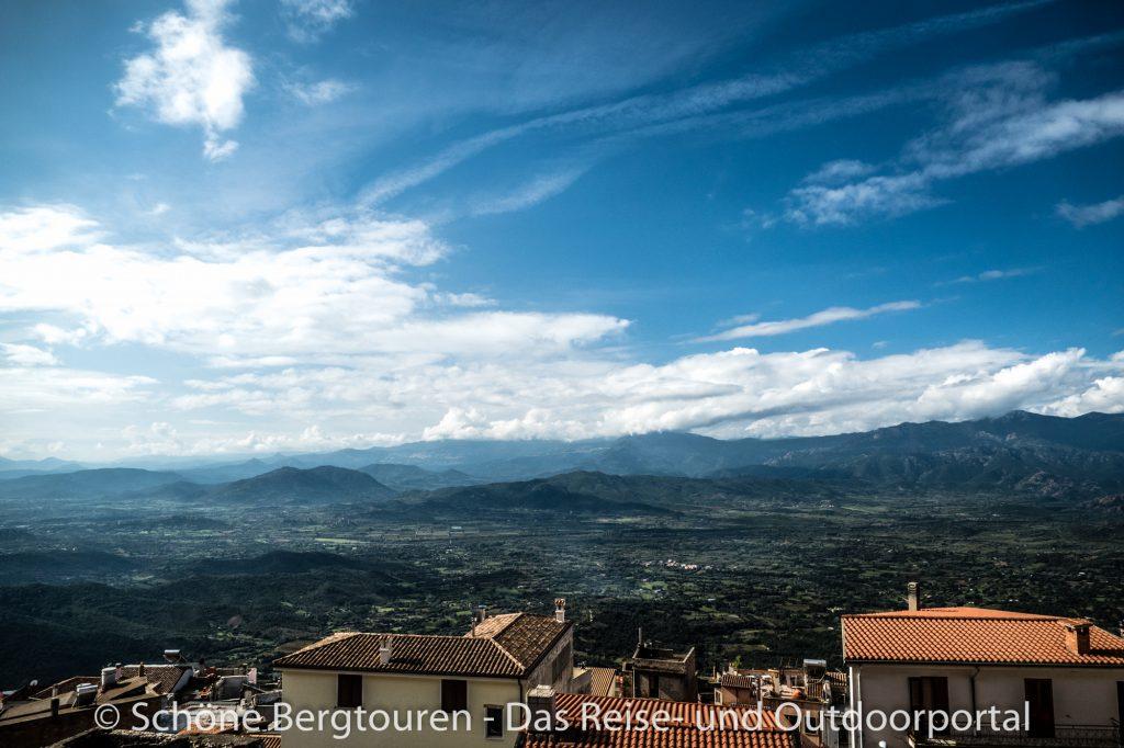 Sardinien - Ausblick aus dem Apartment
