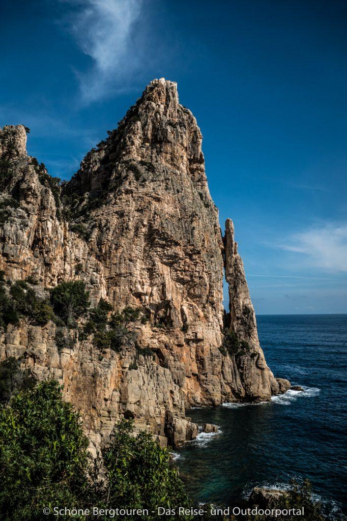 Sardinien - Pedra Longa