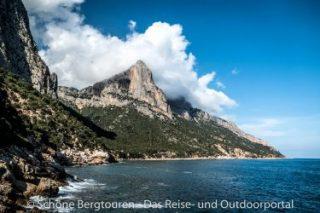 Sardinien - Punta Giradili