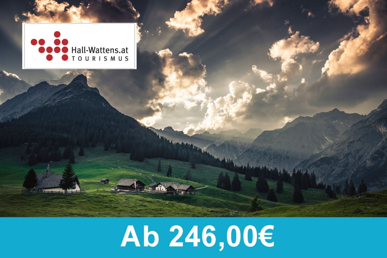 Region Hall-Wattens - Tiroler Kristallwanderwoche