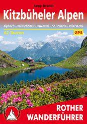 Rother Wanderfuehrer - Kitzbueheler Alpen