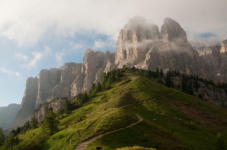 Bergwelten - Das Groedental - Groedner Joch