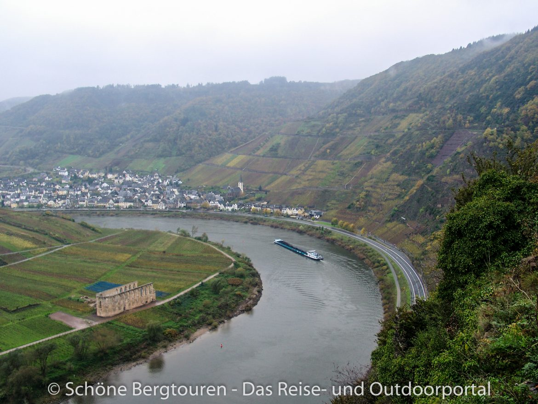 Calmont Klettersteig - Kloster Stuben