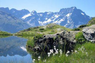 Dauphine Alpen - Lac du Lauzon