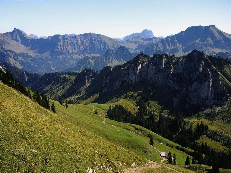 Wanderbuch Bregenzerwald - Sammerealpe