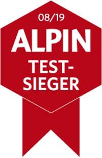 Alpin Testsieger 08 2019