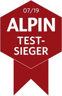 Alpin Testsieger 07 2019