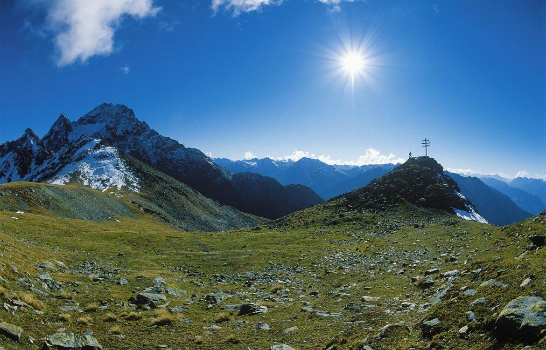 Oetztaler Wanderbuch - Wetterkreuz