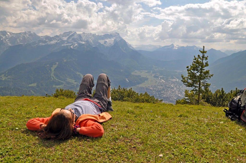 Hotel am Badersee - Auf dem Wank relaxen