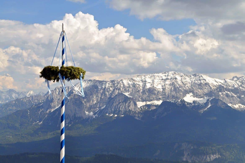 Hotel am Badersee - Ausblick vom Wank