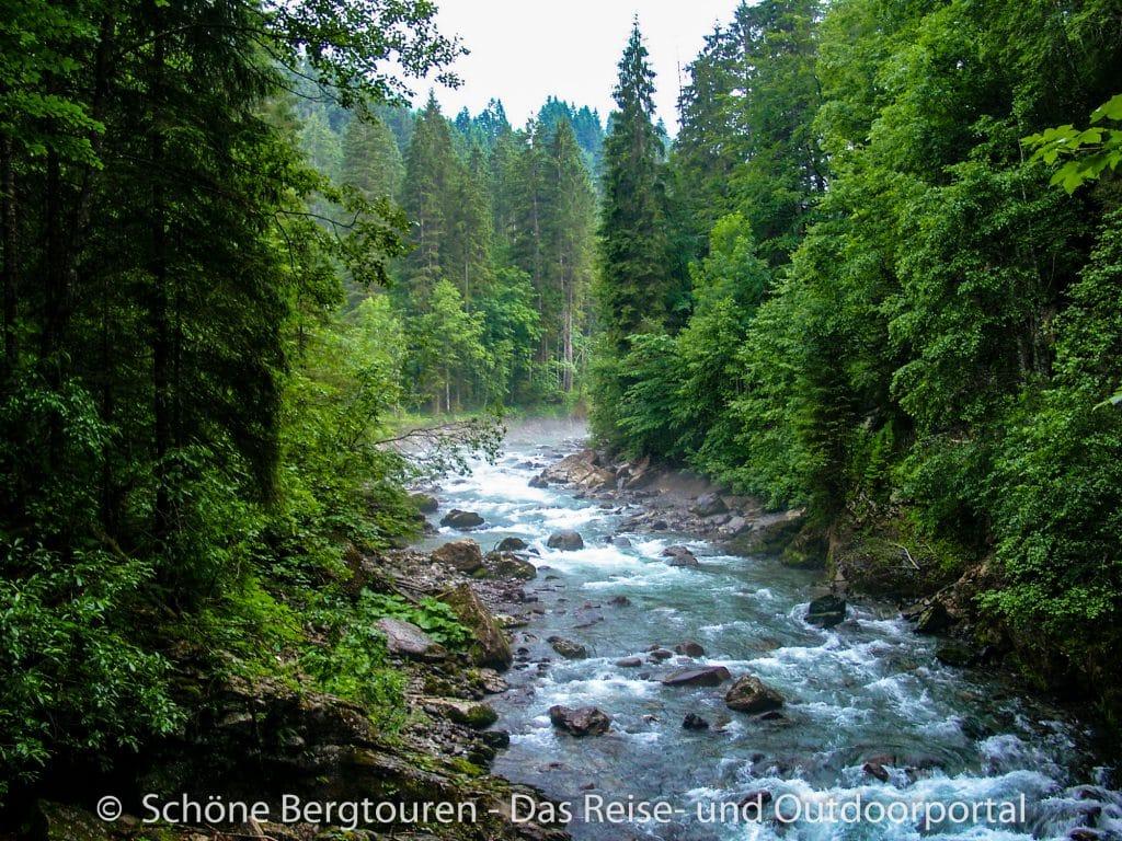 Allgaeuer Alpen - Breitach