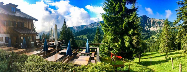 Oesterreich - Tirol - Rofangebirge - Gufferthuette